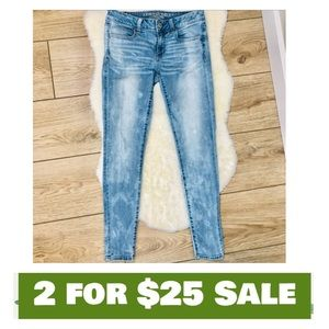 AMERICAN EAGLE Jeans - Size 8